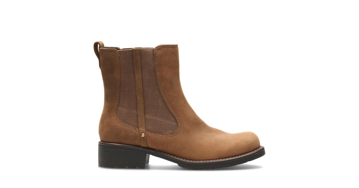 Boots Footwear   Premium Leather Boots   Clarks fc9b3c400492
