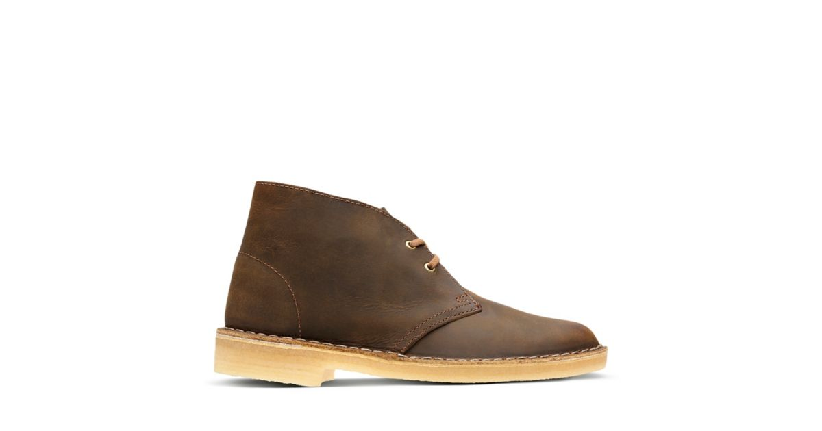Desert Boot Beeswax Men S Medium Width Shoes Clarks