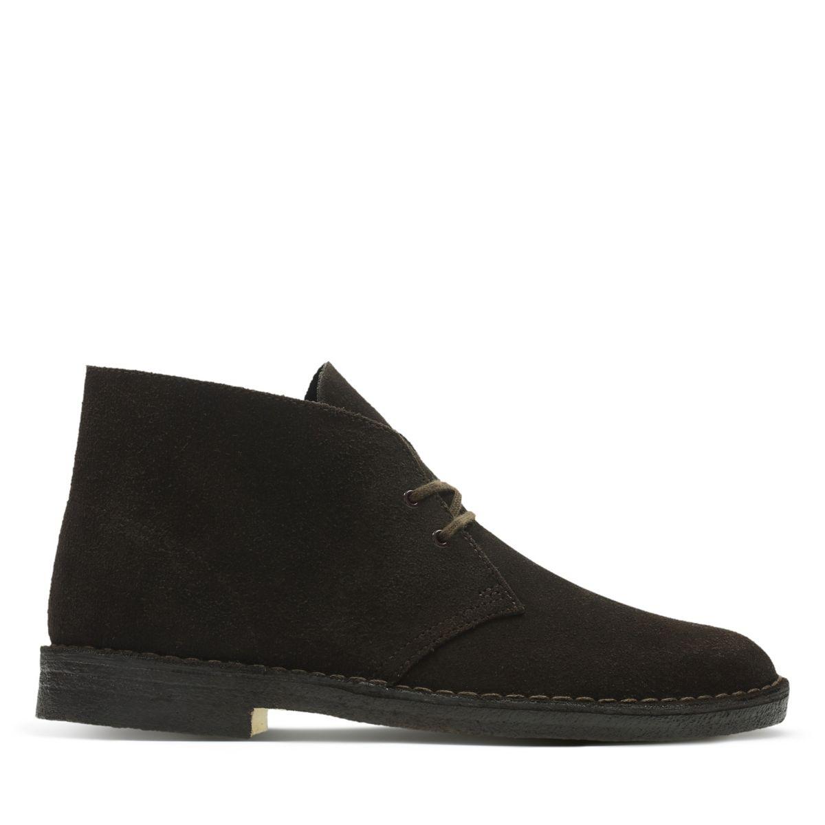 Desert boots en cuirClarks