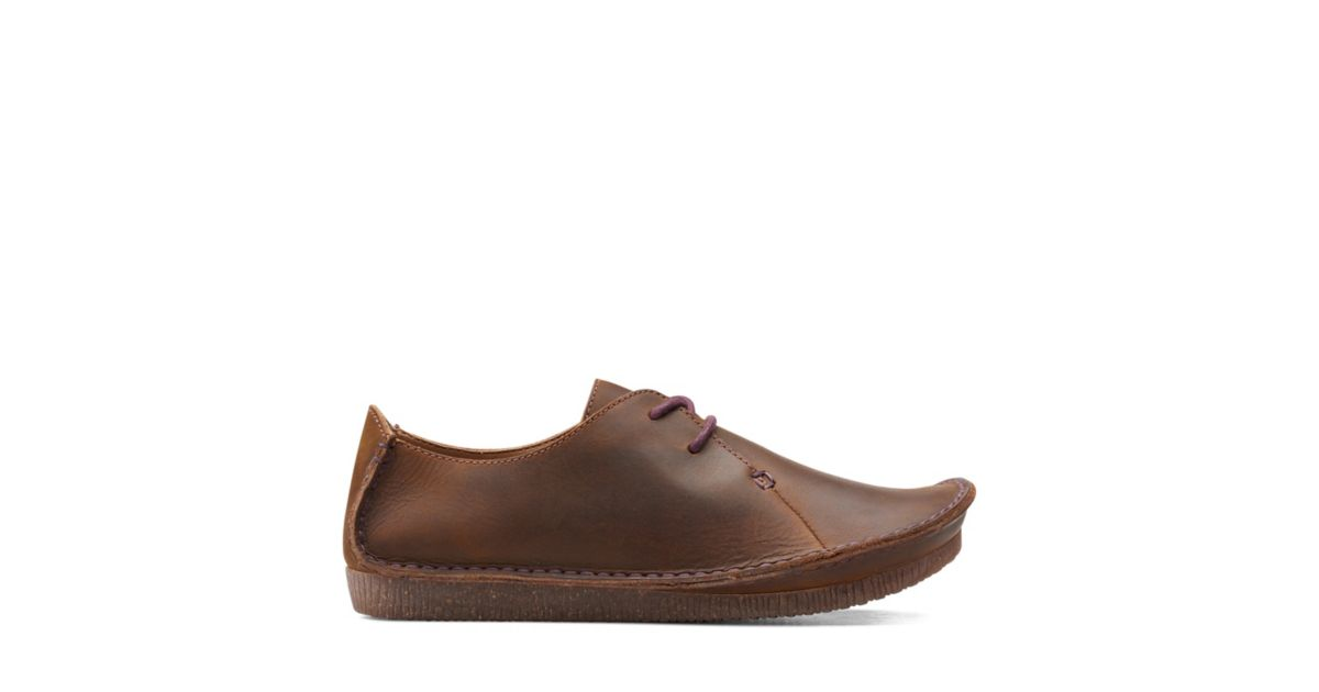 232111fa533646 Janey Mae Beeswax Leather - Women s Casual Shoes - Clarks® Shoes Official  Site