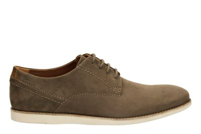 Franson Plain Chaussures classiques homme Nubuck marron