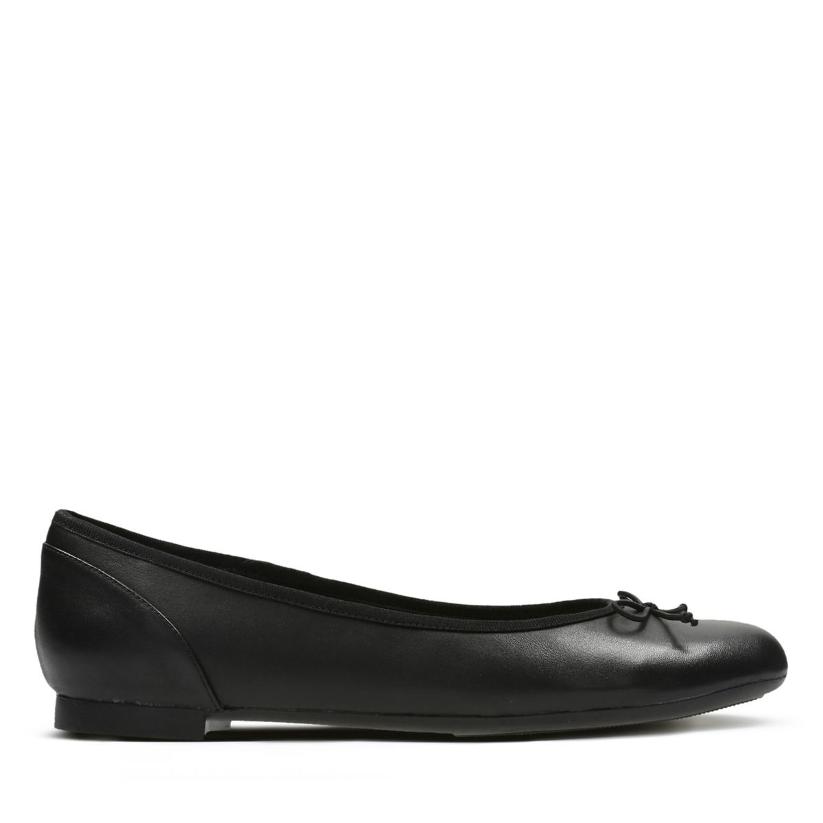 Wide Fit Smart Shoes Black - Black Silver Street London