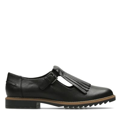 Griffin Mia Black Leather