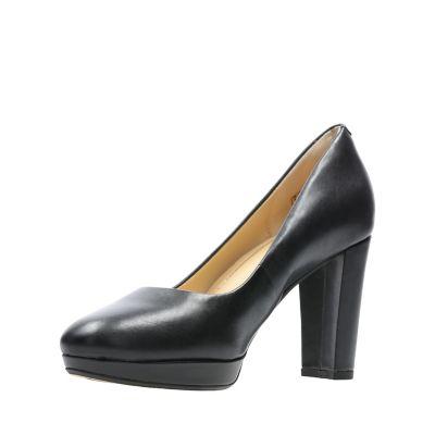 Kendra Sienna Chaussures habillées Femme Cuir noir