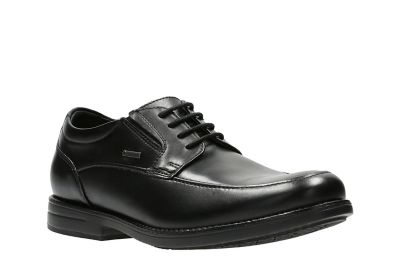Hopton Time GTX. Black Leather. Hopton Time ...