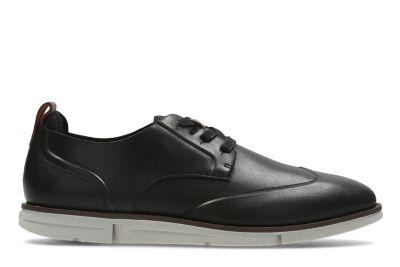 Trigen Wing Chaussures classiques homme Cuir noir