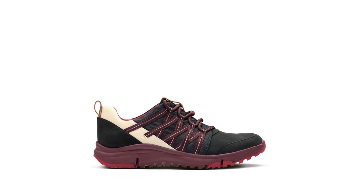 Site Official Shoes Black Tri Interest Clarks® Womens Trail Active Clarks Shoes OwwzqBF