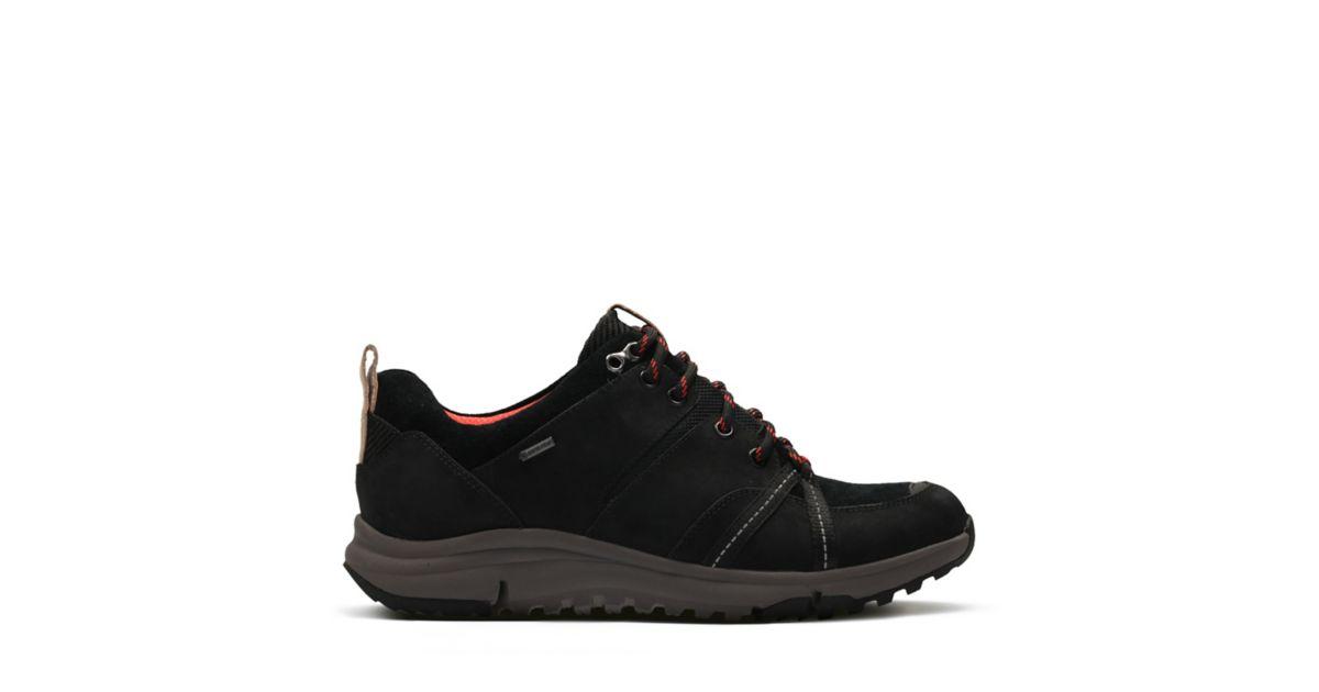070b14fe9b5e5e Tri Trek GORE-TEX. Womens Sport Shoes. Black Nubuck