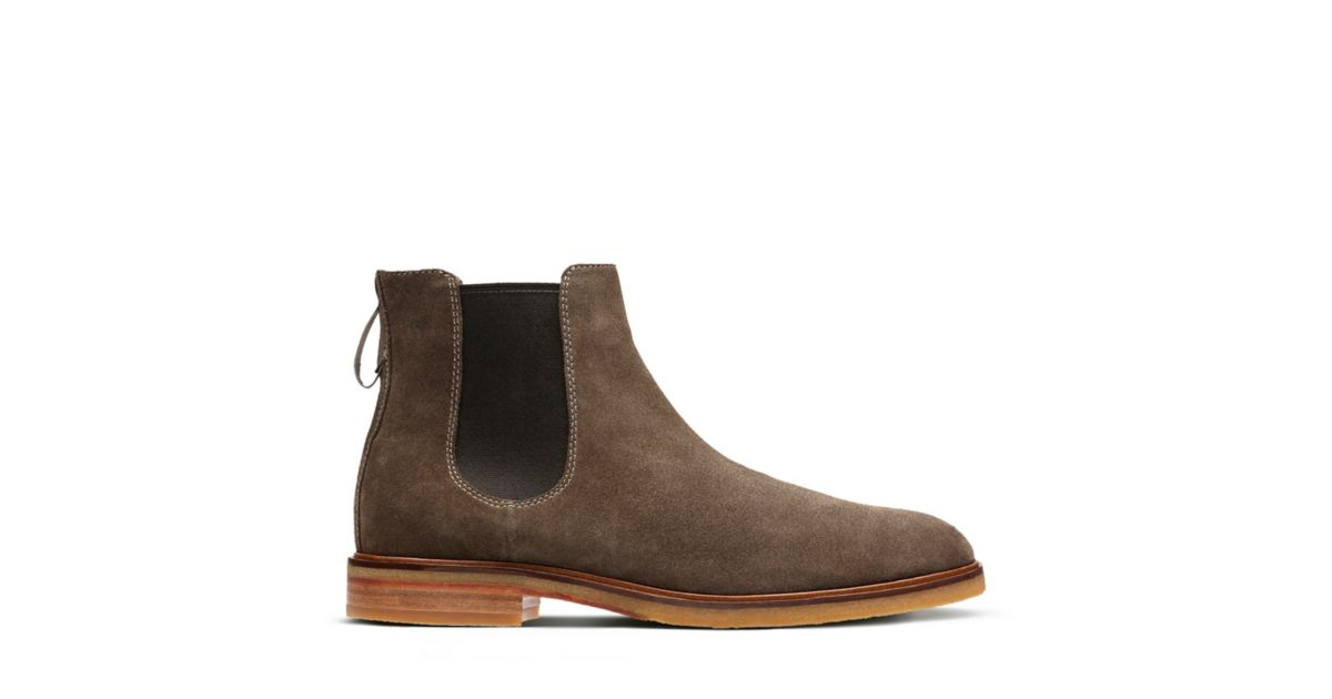 Chelsea boots Homme   Bottines Chelsea Homme   Clarks b280948d601f