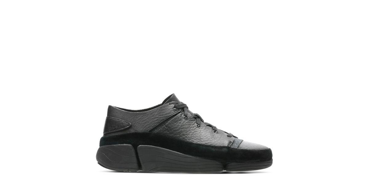 3eec1e07879d03 Trigenic Evo Black Leather - Clarks Originals - Clarks® Shoes Official Site