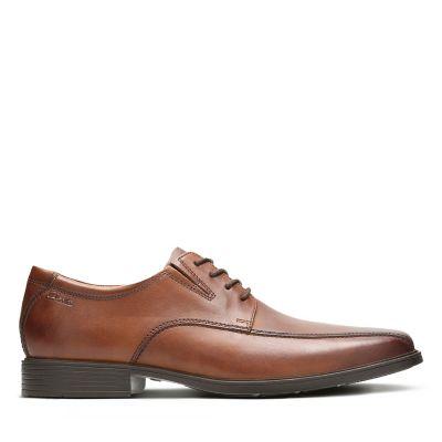 11% OFF. Tilden Walk. Mens Shoes. Dark Tan Leather