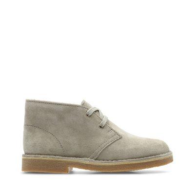 Roamer, Femmes Desert Boots - Taupe, Taille: 40