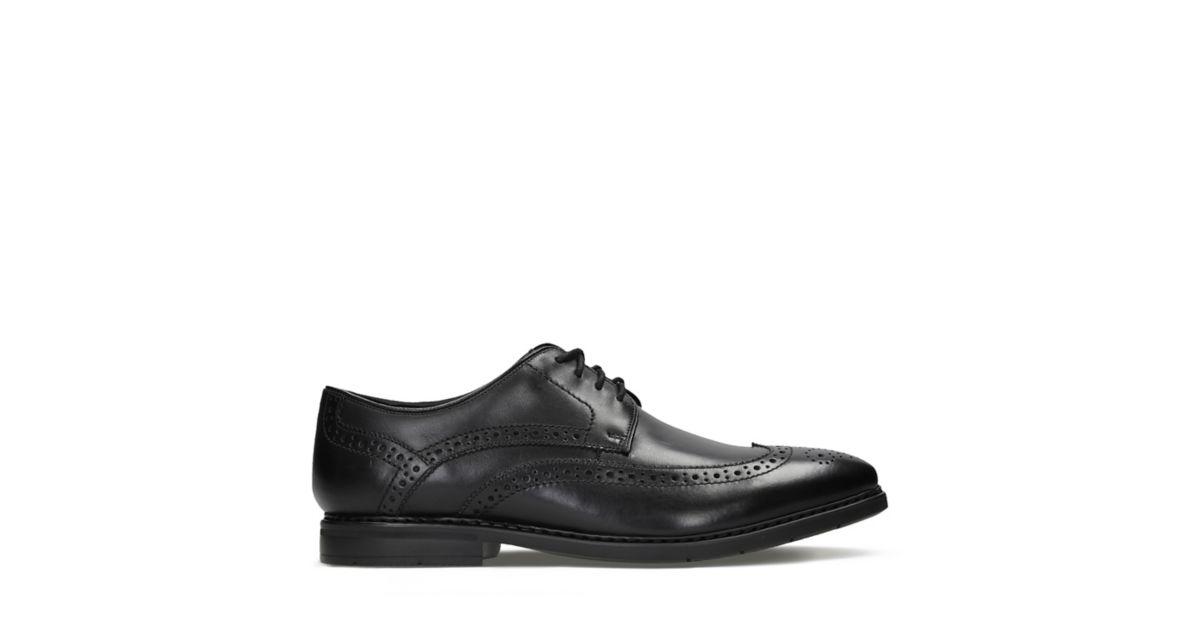 Banbury Limit schwarz Leder Men's Dress Braun and schwarz Dress Men's Schuhes ... 8ef632