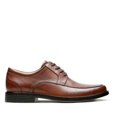 b508e0edce525b Un Aldric Park. Mens Shoes. Tan Leather