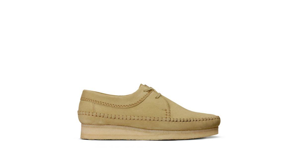 ac860668de04e3 Weaver Maple Suede - Clarks Original Shoes for Men - Clarks® Shoes Official  Site