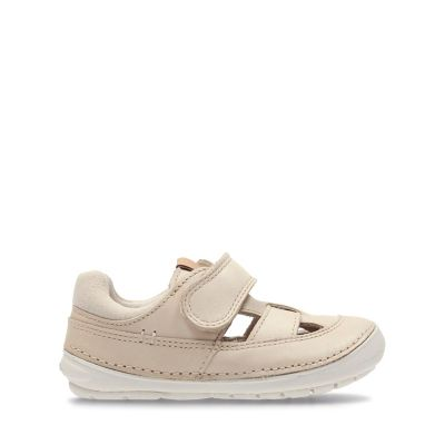 Chaussures Clarks Softly blanches pour bébé Chaussures Clarks Softly blanches pour bébé  37 EU 21Fua