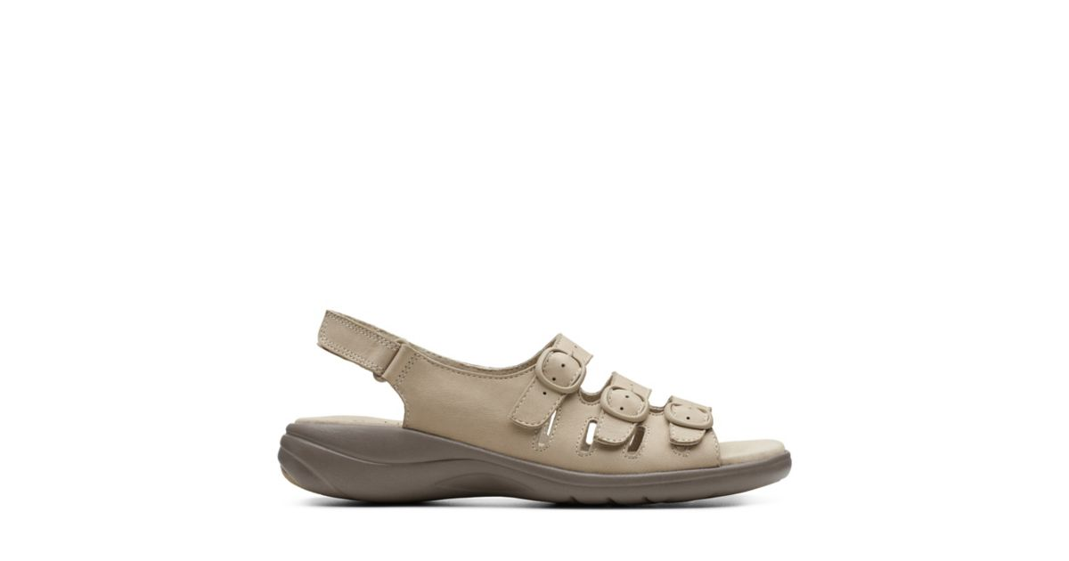 111d82bcab4c Saylie Quartz Sand Nubuck - Women s Wide Width Shoes - Clarks® Shoes  Official Site