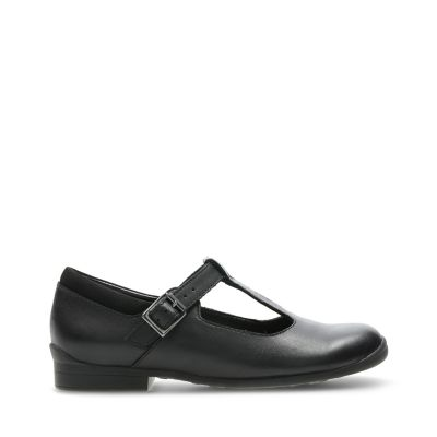 Años Zapatos Niñas Niña Clarks Pequeñas 4 2 RAwnzwSxUt