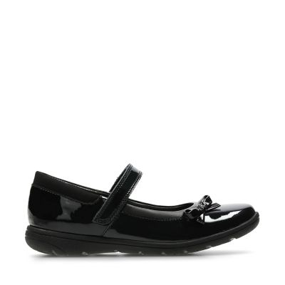 Girls School Shoes  9a4fac819237