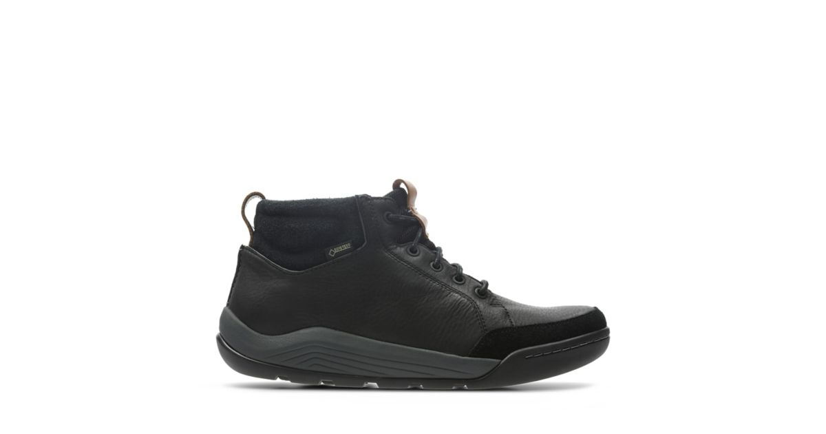 3ae88d08375 Ashcombe Mid GORE-TEX Black Leather