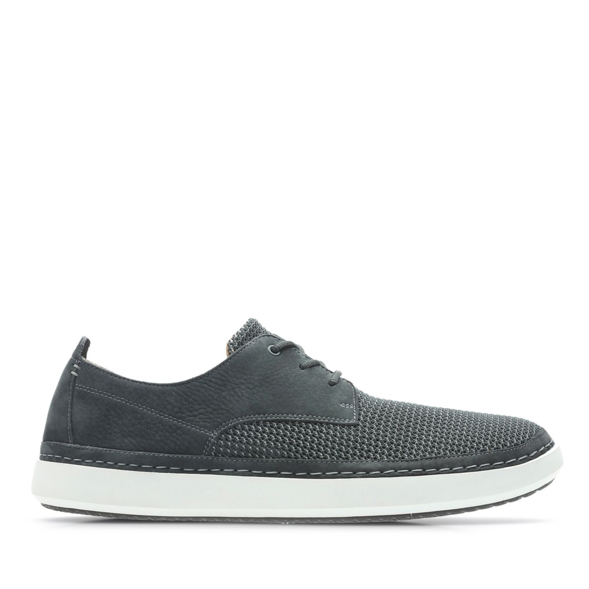 KOMUTER SPARK - Casual lace-ups - dark grey