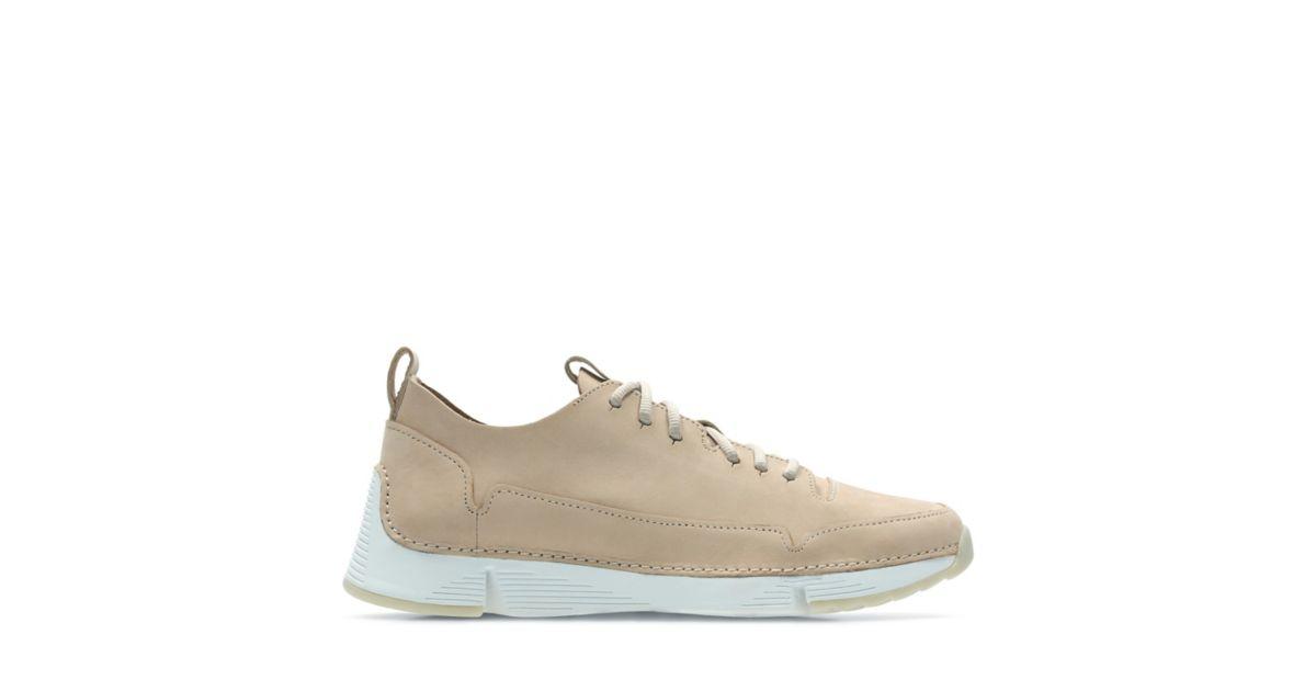 Spark Nude Mens Nubuck Tri Shoes Clarks® Sport Official 8SqaqBxd