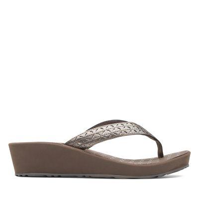 d3d3807606b99 Women s Flip Flop Sandals - Clarks® Shoes Official Site