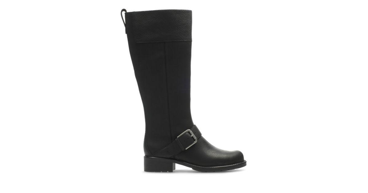 f94cf1548588e8 Orinoco Jazz Black Warmlined Leather