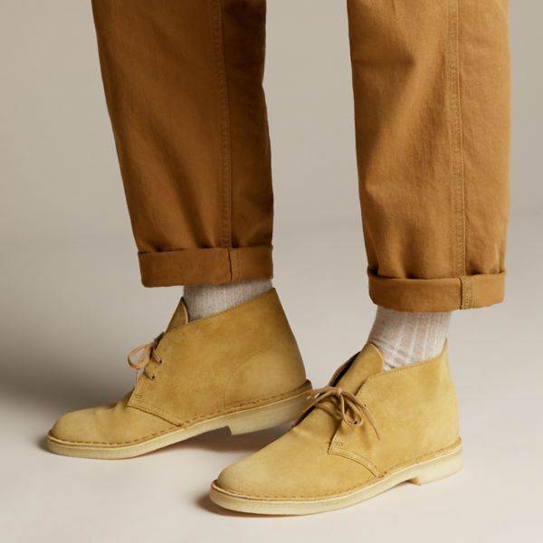 Clarks Original Desert Chukka Boot