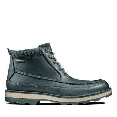 Korik Rise GORE-TEX. Mens Boots. Dark Grey Leather 6e28d2350