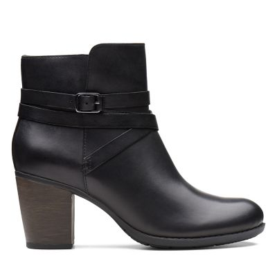 Enfield Coco. Womens Boots. Black Leather. 5.0 ... 4b09e2680fba