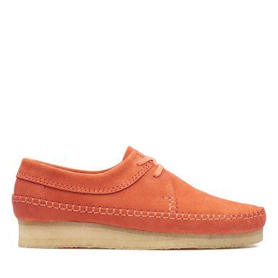 153e0c8e192510 Weaver. Mens Originals Shoes. Spice Orange Suede