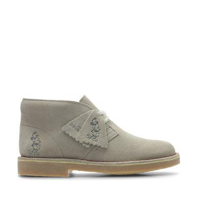 Desert Boot.. Sand Suede Embos
