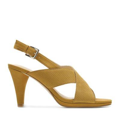 Sandalias Zapatos De Fiesta Cómodos Clarks qq7xFZwS
