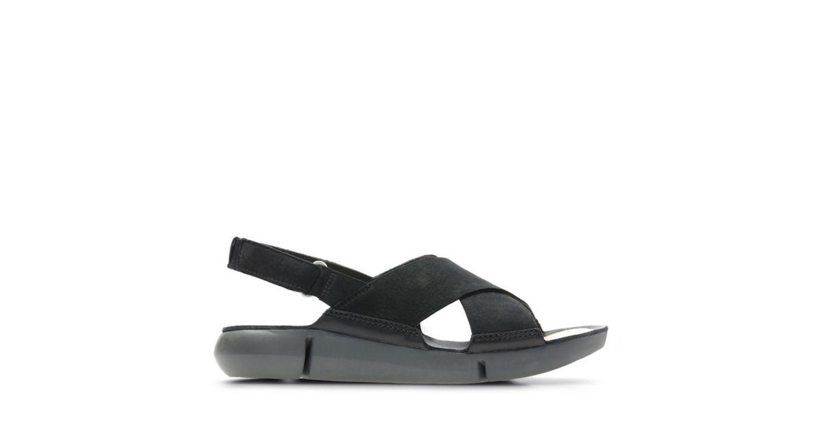 7796a37a5548e Tri Chloe Black Combi Nbk - Womens Sandals - Clarks® Shoes Official Site