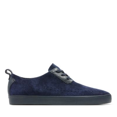 Kessell Fly Navy Suede
