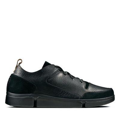 0c96243a9c157b Tri Verve Lace. Mens Shoes. Black Combi Leather