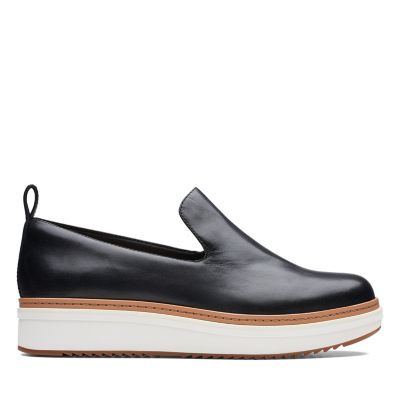 Teadale Genna Black Leather