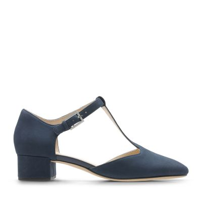 Orabella Holly Navy Nubuck