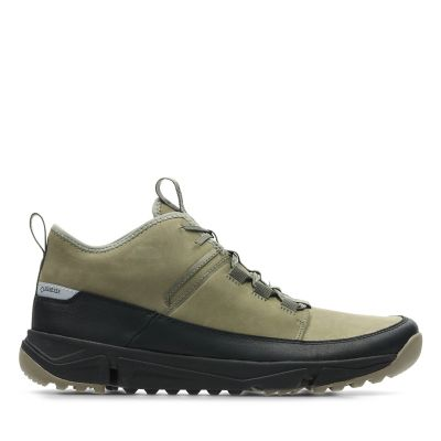 TriTrackGo GTX Olive Leather