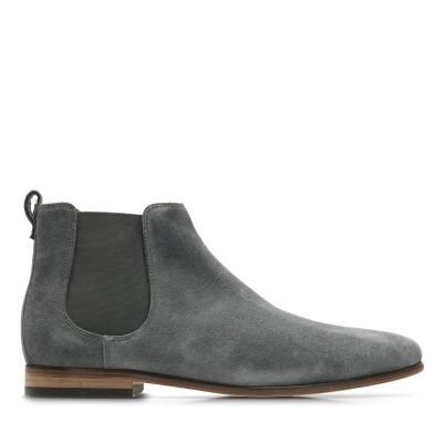 Form Chelsea Dark Grey Suede