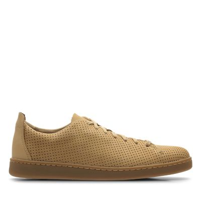 Nathan Limit Light Tan Nubuck