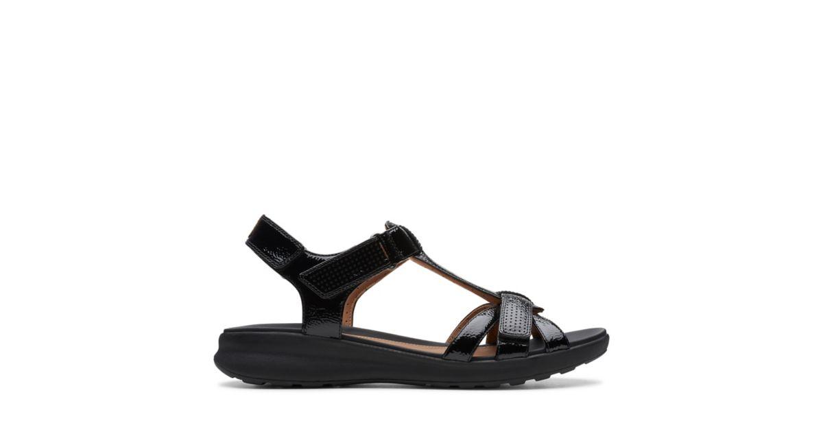 d90281e69c4 Un Adorn Vibe Black Patent Leather