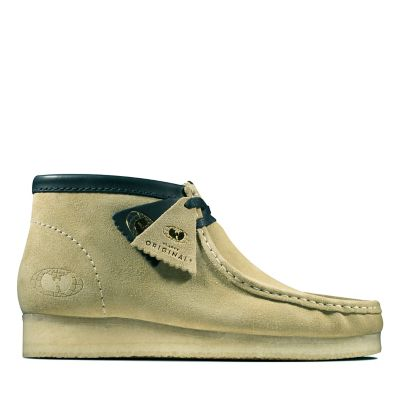 Women s Wallabee Boots® - Clarks® Shoes Official Site e217eb58d2