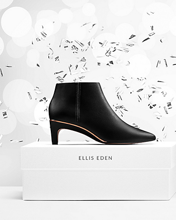 Womens Desert Boot Bordeaux Leather