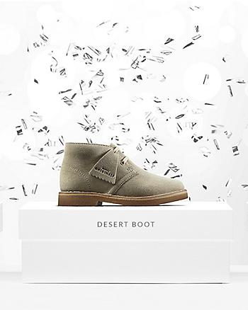Desert Boot Olive Night