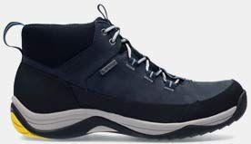 Baystone Hi GORE-TEX®, botas para hombre en Nobuck Marino