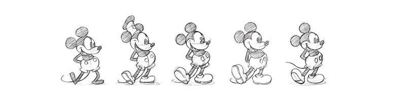 efcc4efab Mickey Mouse   Disney  Clarks Originals