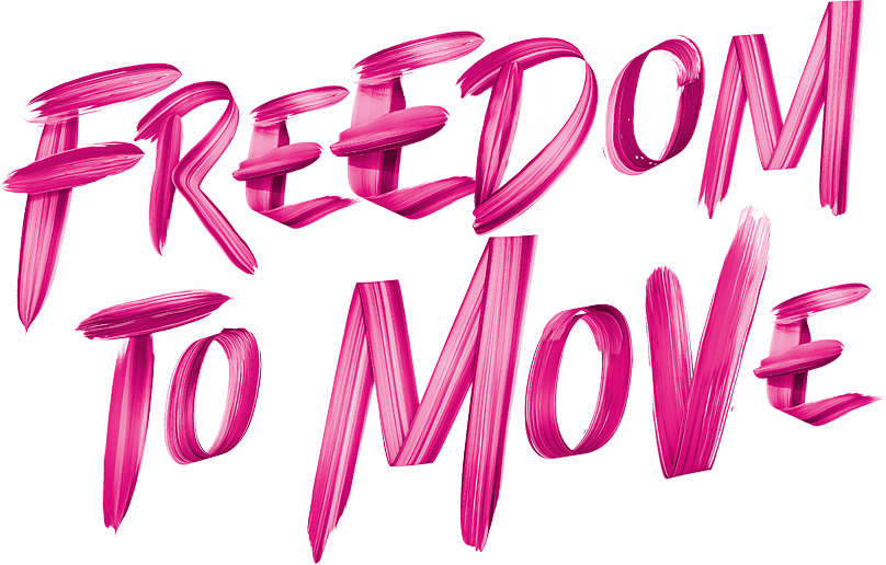 Freedom To Move.