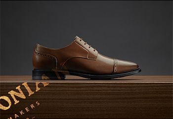 Bostonian shoe